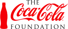 Logo The Coca Cola Foundation 1000px